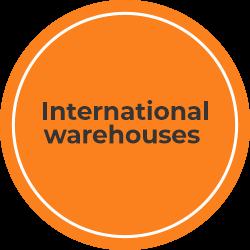 International warehouses