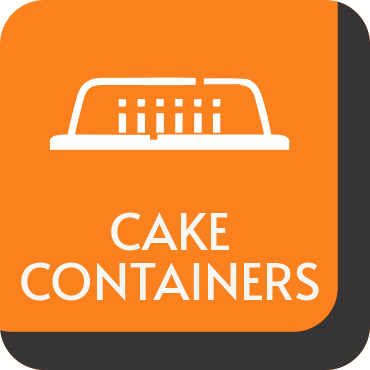 cake containers INIX PRODUCTS