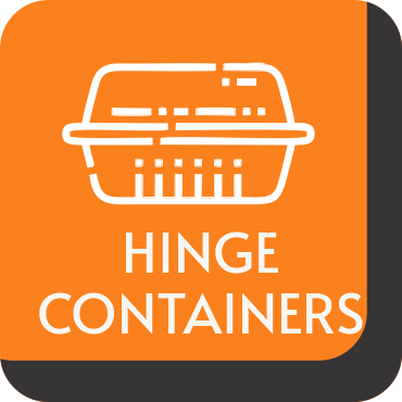 hinge containers INIX PRODUCTS