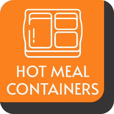 hot meal containers INIX PRODUCTS